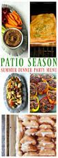 best 25 summer dinner party menu ideas on pinterest easy dinner