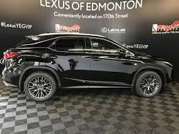 lexus rx 350 new new 2017 lexus rx 350 4 door sport utility in edmonton ab l13848
