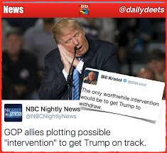 Trump Kumbaya Trump Train Derails As Inner Circle Plots Kumbaya Intervention