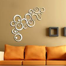 wall decals on mirrors dezign with a z mirror stickers andwall full image for 2017 new fashion hot sale diy silver mirror effect wall sticker artistic round