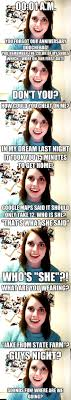 The Overly Attached Girlfriend Meme - attached girlfriend meme best of