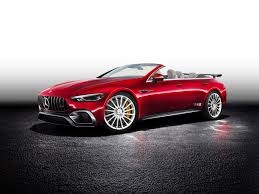 mercedes amg gt concept mercedes amg gt concept gets shooting brake and cabrio treatments