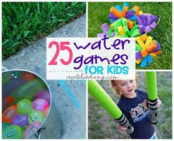 diy backyard water games home outdoor decoration