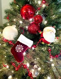 santa tree two