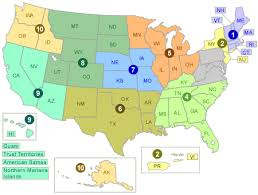 map us image find information about local radon zones and state contact