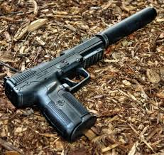 siege fn suppressed fn five seven factory subsonics splinter cell