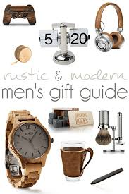 mens gift ideas 2016 rustic and modern men s gift guide pocketful of posies