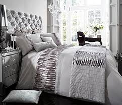 luxury duvet cover king size set with pillow cases printed