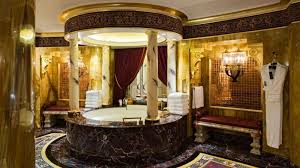 gold bathrooms luxury gold marble bathroom design in arabian style marble home