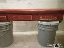 How To Antique Furniture by How To Antique Using Spray Paint
