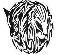 100 tribal lion head tattoo again tribal lion head tattoo
