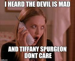 Mean Girls Memes - karen from mean girls imgflip