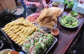 hanoi cuisine hanoi food hotel spa