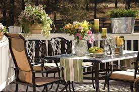 outdoor living made easy with patio furniture from oak express