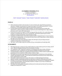 Mobile Architect Resume Architect Resume Template 5 Free Word Pdf Documents Download