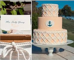 nautical weddings nautical wedding cake ideas cakes for water theme trendy
