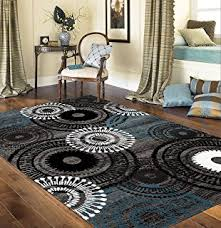 Carpet Images For Living Room Amazon Com Premium Contemporary Rugs For Living Room Luxury 5x8
