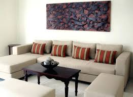 Modern L Shaped Sofa In Living Room Hill House Transitional Living Room L