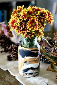 Halloween Candy Jars by 30 Mason Jar Fall Crafts Autumn Diy Ideas With Mason Jars