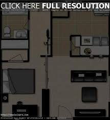 One Bedroom Apartment Plans One Bedroom Apartment Designs 1000 Ideas About Small Studio