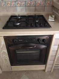 forni e piani cottura da incasso forno a gas e piano cottura nardi fr4mbr a torino kijiji
