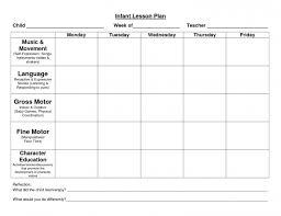 creative curriculum lesson plan template best business templates