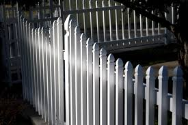 free picture white picket fence wooden fence backyard exterior