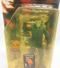 mcfarlane toys movie maniacs halloween michael myers action figure