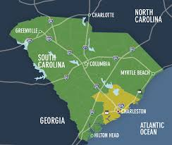 interstate 26 map global access infrastructure of charleston sc