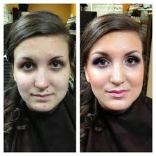 makeup that looks airbrushed 20 before and after photos from using airbrush makeup