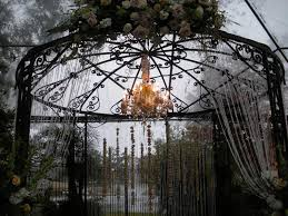 Gazebo Solar Chandelier Some Ideas Outdoor Gazebo Lighting Design Home Ideas