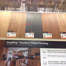 Resilient Plank Flooring Bathroom Vinyl Flooring Home Depot Best Bathroom Decoration