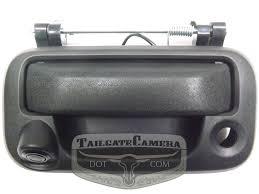 Ford Raptor Camera Truck - ford tailgate handle camera f150 f250 f350 ford bezel camera