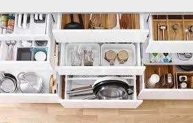 astuce rangement placard cuisine un rangement optimisa avec les collection et étourdissant astuce