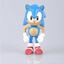 sonic cake topper sonic the hedgehog cake topper tails knuckles sonic 6