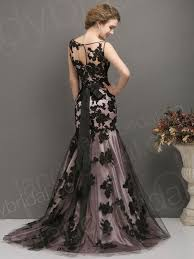 black lace wedding dresses popularity of black lace wedding dresses 2014 003 stylehitz
