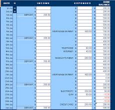 Excel Home Budget Template Household Budget Excel Template Household Budget Excel
