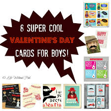boy inspired valentine u0027s day card ideas life without pink