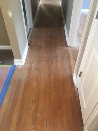 oak clear grade flooring sand and finish st augustine florida