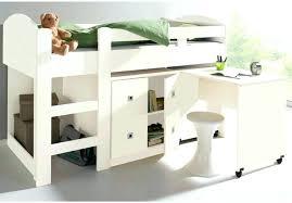 bureau enfant gain de place lit mezzanine bureau enfant lit gain place l lit mezzanine bureau
