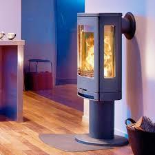Pedestal Wood Burning Stoves Contura 780 Pedestal Wood Burning Stove