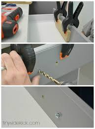How To Mount Cabinets How To Install Cabinet Hardware The Easy Way