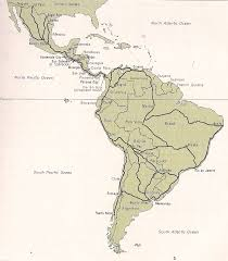 Map Of Chile South America by Pan American Highway