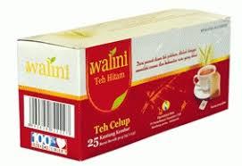 Teh Walini jual teh hitam celup walini original cr shop