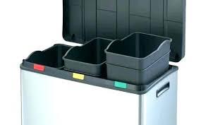 poubelle cuisine tri poubelle de tri selectif cuisine poubelle cuisine tri poubelle de