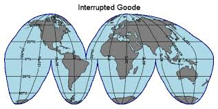 what is a map projection documentation center harris geospatial docs center