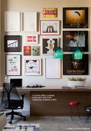 Office Wall Decorating Ideas by Home Office Frame Wall Decor Framewall Home Offices