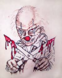 tattoos designs evil evil clown tattoo designs ideas pictures