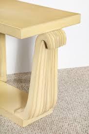 unique pair of side tables by james dolena u2014 donzella