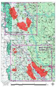 Where I Ve Been Map These Are The Detailed Fire Maps You U0027ve Been Waiting For
